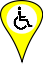 Wheelchair User icon