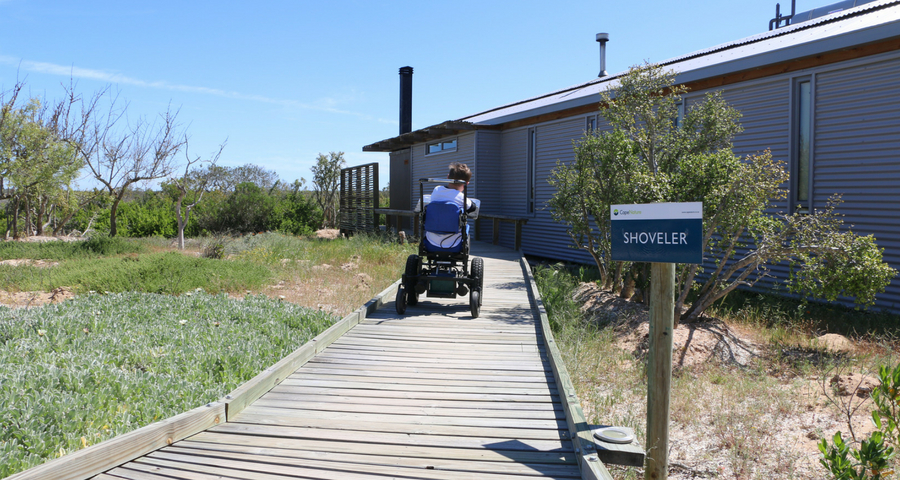 Universal Accessibility in Cape Town