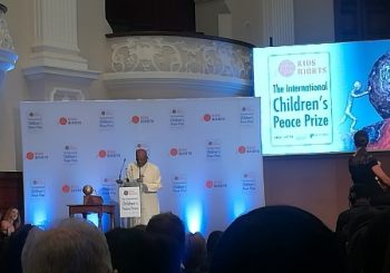 International Children's Peace Prize 2018