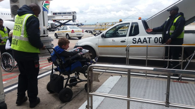 Travelling with a Child with Special Needs